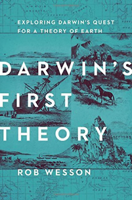 Wesson Rob-Darwin`S First Theory  (US IMPORT)  HBOOK NEW