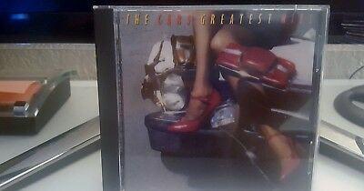 Greatest Hits by The Cars (Music CD, Elektra 1985)