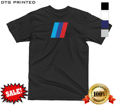 BMW M SPORT T-Shirt Ultimate Driving Machine Car Series M3 M6 Z4 X6 MENS S-XXL