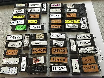 IGT S-Plus Slot Machine SS Reel Eprom Chip Assorted ones limited quantity's