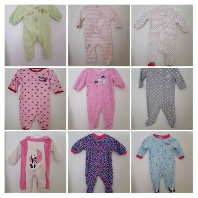 Baby girl used clothes 0-3 3-6 Months Pants Jackets Dresses pajamas PICK UP ONLY