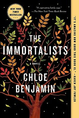 The Immortalists by Chloe Benjamin (2018, Hardcover)