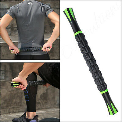 Muscle Roller Stick for Sports & Physical Therapy Deep Tissue Relief Lactic Acid