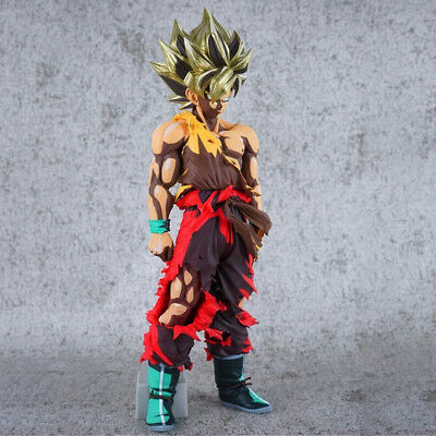 SMSP Dragon Ball Z Son Goku New Year Ver. DBZ PVC Figure Collectable Toys Gifts