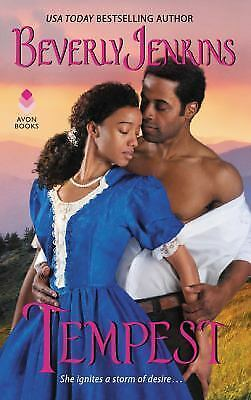 Tempest by Beverly Jenkins (2018, Paperback)