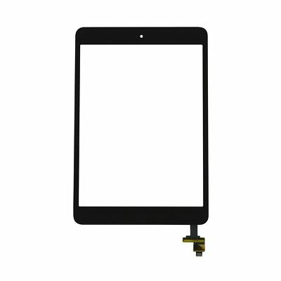 Pantalla Tactil Ipad Mini 1/2 Con Ic + Boton Home Negra, Digitalizador