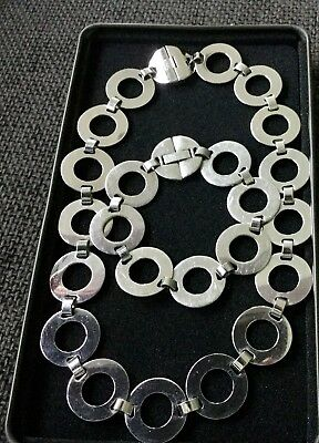 Kette Steel By Christ Mit Armband