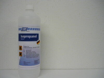 1 Liter 99,9% ISOPROPANOL ISOPROPYLALKOHOL CLEANER