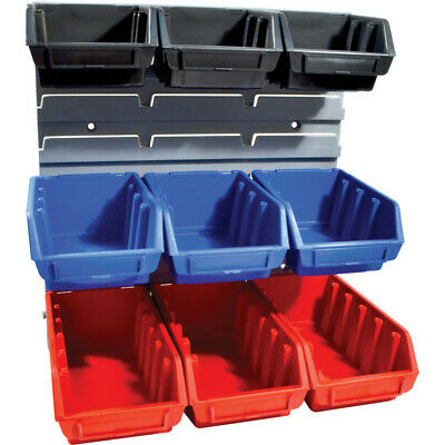 Matlock Mtl1 Hd 9 Piece Bin/Rack Set