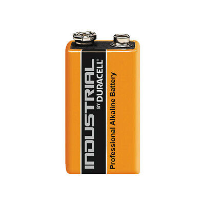 Mn1604 Ibd Duracell Industrial 9V (Single)