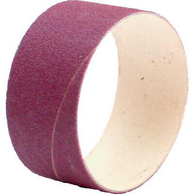 York 60x30mm Al/ox Sanding Bands Grit 80