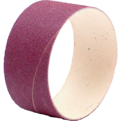York 51x25mm Al/ox Sanding Bands Grit 80