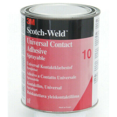 3M Scotch-Weld Contact Adhesive 10 1Ltr