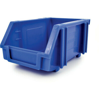 Matlock Mtl1 Plastic Storage Bin Blue - Pack Of 5