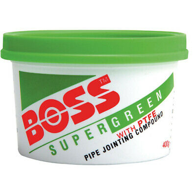 Boss 400gm TUB SUPER GREEN COMPOUND