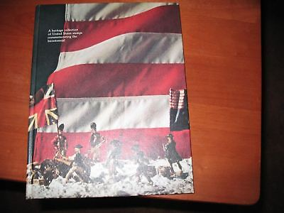 1976 USPS / USA 1976 Heritage Bicentennial Collection / SS, Stamps, & Book  MNH