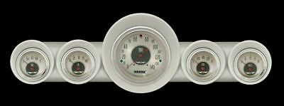 All American Nickel 59-60 Full-Size Chevy Gauges Classic Instruments - CH59AN54