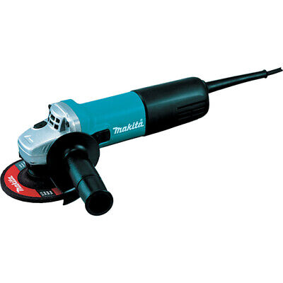 Makita 9557Nbr/2 115Mm 840W Angle Grinder With Anti-Restart Function  240V