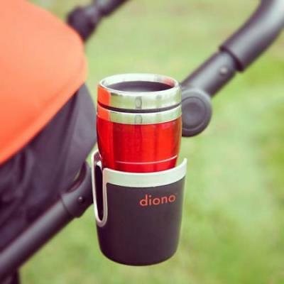 Diono Pram Cup Holder Buggy Stroller Clip Drink Bottle Pushchair Easy Attachment