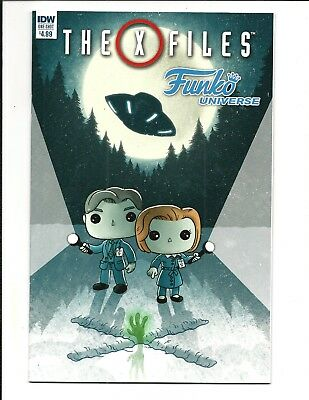 THE X-FILES FUNKO UNIVERSE #1 (IDW, One-Shot, MAY 2017), NM NEW