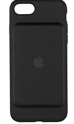 Genuine Apple iPhone 7 OEM Smart Battery Charging Case Cover Black New $99