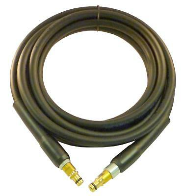 10 m Hose fits KARCHER K2 Full Control with Yellow C Clip Trigger NS/NS TR