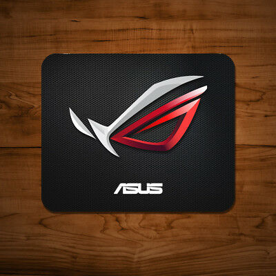 Asus Logo Mouse Mat Mac PC Gaming Game Gamers Graphics Laptop Desk Pad UK