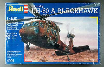 4094 REVELL Sikorsky UH-60 A Blackhawk 1:100