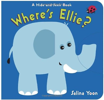 `Yoon, Salina`-Where`S Ellie?  (US IMPORT)  BOOK NEW