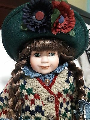 collectible Doll. Yesterday's child, The Boyd Collection Judy Dee