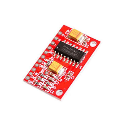 2 Channel DC 5V 3W Power PAM8403 Class D Mini Audio Amplifier Board