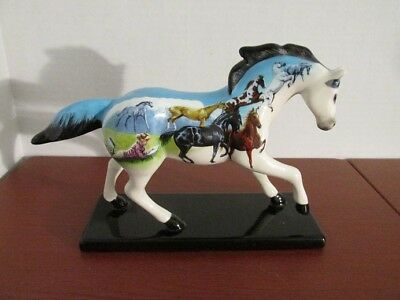 Trail of Painted Ponies  2009  Dream Horse  1E/4700