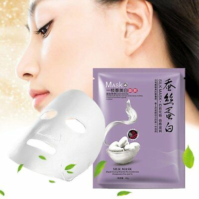 Hydrodynamic Facial Silk Mask Combination Brightening Whitening MoisturiziAL