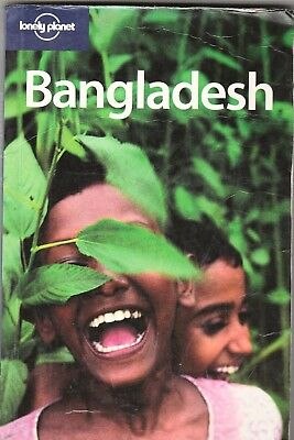 BANGLADESH Lonely Planet Travel Guide With Maps ~ SC