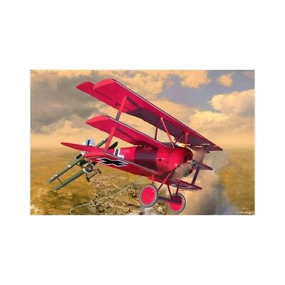 125 years Red Baron Fokker DR1 (Limited Edition) 1/28 Scale Kit JP05778 New!