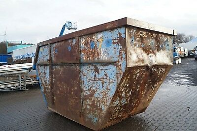 LAUDON Absetzcontainer Absetzmulde Bauschuttcontainer Container Ca. 12 m³ (404)