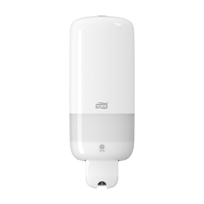 TORK liquid and Spray Soap Dispenser, Robust Wall Mounted Hand Wash Dispenser In