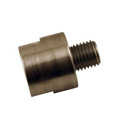 PSI Woodworking LA11418 Headstock Spindle Adapter (1-1/4-Inch-by-8tpi to 1-In...