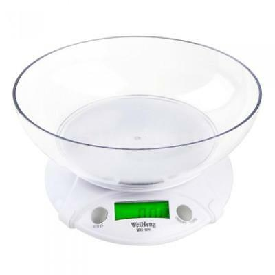 7Kg*1g LCD Electronic Digital Kitchen Food Scale Weight Weighing Balance M8I6