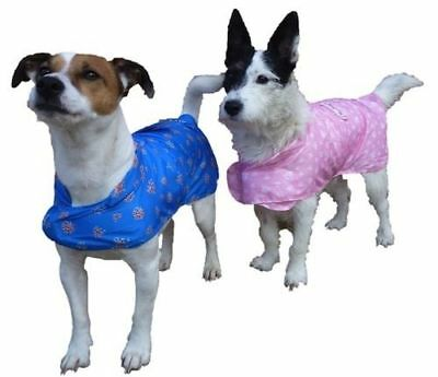 Macpaws Dog Puppy Pocket Rain Mac Coat Pink Blue Tan Pack A Mack Xs To Large