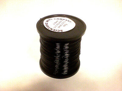 0.50mm black ENAMELLED COPPER WINDING WIRE, TATTOO MACHINE COIL WIRE - 4KG Spool