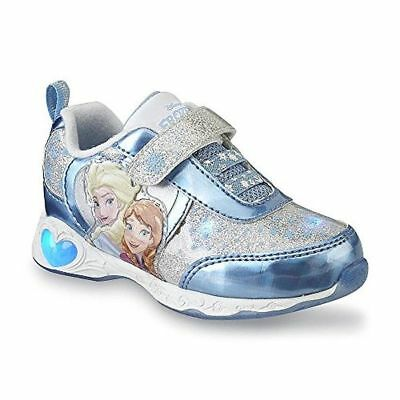 New  Toddlers Disney Frozen  Light Up Shoes 39210 (F27)