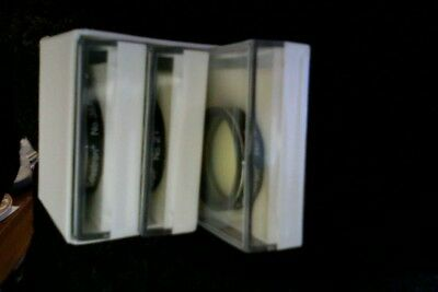 "Celestron Telescope ""Comet Filter Set"" 1.25"" Qty. (3) Cased -  #94118 Com"