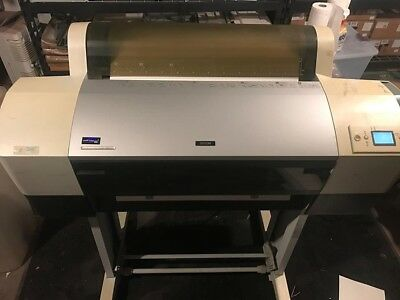 """Epson Pro 7800 24"""" Wide Format Printer-May Need Printhead/Cleaning"""