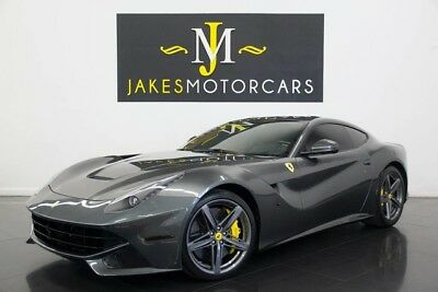 2013 Ferrari F12 Berlinetta ($378,901 MSRP!) 2013 FERRARI F12 BERLINETTA, $378,901 MSRP! 9300 MILES! HIGHLY OPTIONED~PRISTINE