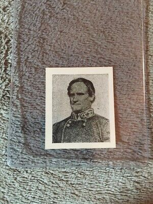 1910's Colgan Gum Confederate Portrait Card - William Barksdale Mississippi #102
