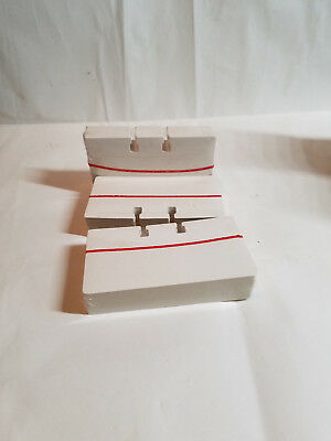 """300 ROLODEX Phone File Refill Cards White Plain Unruled 2 1/4"""" x 4"""" Office Desk"""