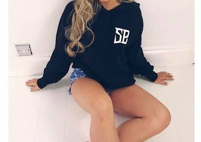 SAFFRON BAKER HOODIE available in 6 colours
