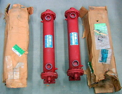 Basco Type 500 Shell & Tube Heat Exchanger 5A05A4024 Size 04024