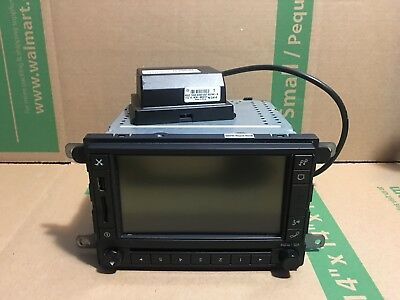 Factory Stock Oem Ford Bluetooth Usb Cd Dvd Player Mp3 Gps Navigation Radio